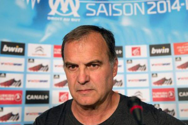 Marcelo Bielsa l'entraîneur de l'OM