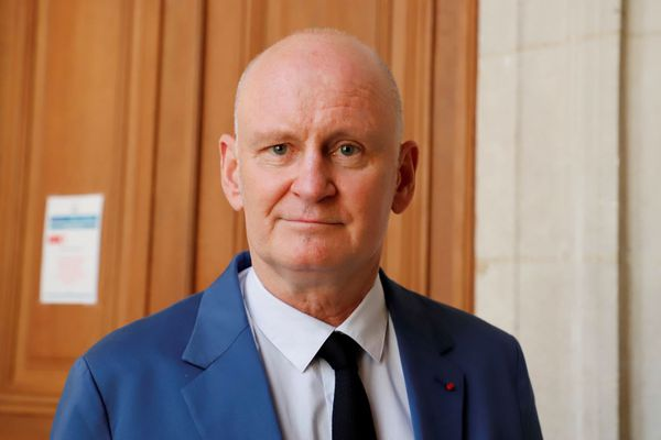 Christophe Girard, en juillet 2020.