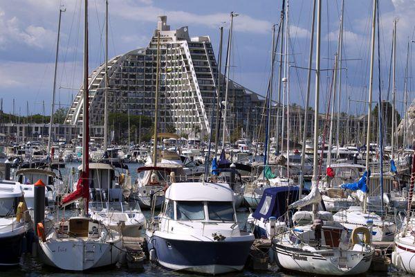 Le port de La Grande Motte espère accueillir quelques bateaux des JO de 2024