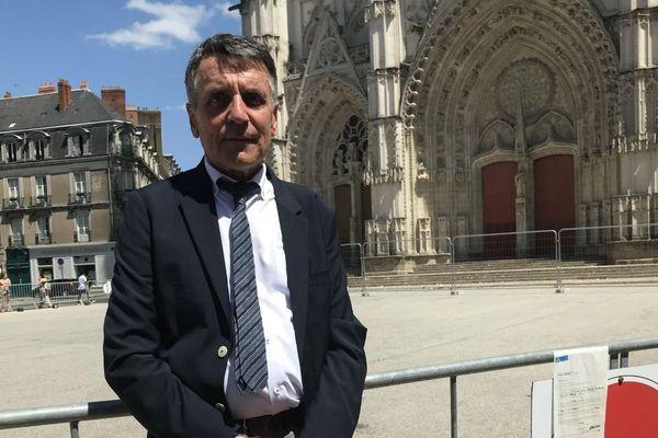 Marc Le Bourhis, directeur de la DRAC des Pays de la Loire