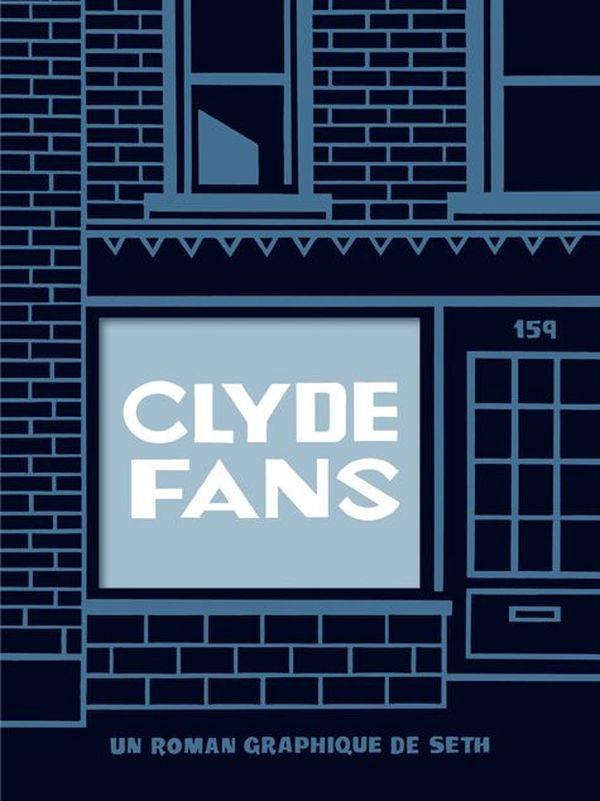 Clyde Fans - Seth - FIBD 2020 - Fauve spécial du Jury