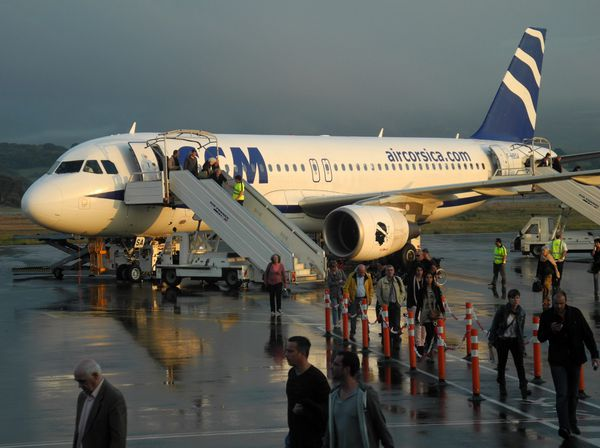 Le 26 juin prochains, les appareils d'Air Corsica décolleront de nouveau pour Orly