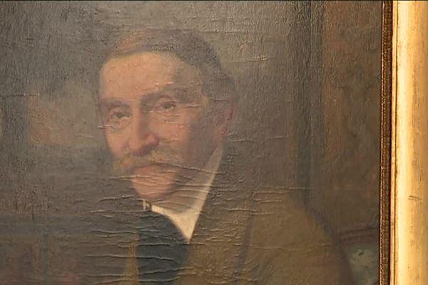 Portrait de Maurice Magnin