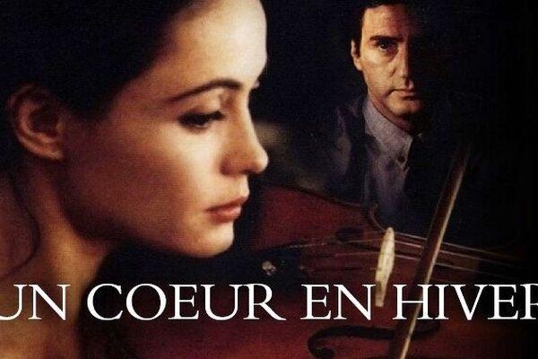 """affiche de """"Un coeur en hiver"""""""