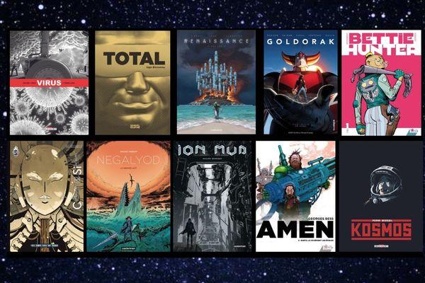 Notre sélection de BD pour bien préparer les Utopiales