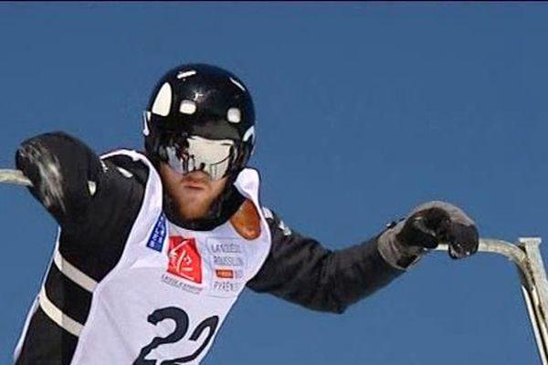 Les meilleurs snowboarders handisport mondiaux s'affrontent dans les station de ski des Pyrénées-Orientales. C'est la première fois que la Coupe du Monde est organisée en France.