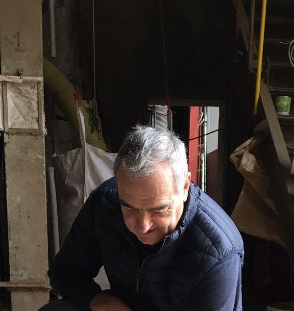François Marchand est un céréalier converti à l'agriculture bio et membre de Bio en Grand-Est