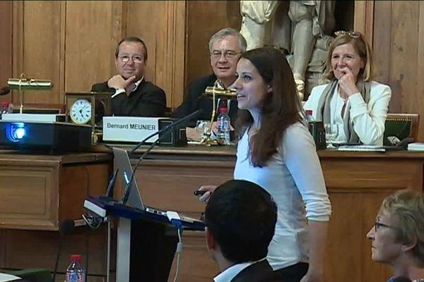 Le 21 juin à l'Académie des sciences. A 33 ans, la biologiste montpelliéraine Vanessa Delfosse est récompensée par ses pairs pour ses travaux sur l'effet poison de l'association de perturbateurs endocriniens