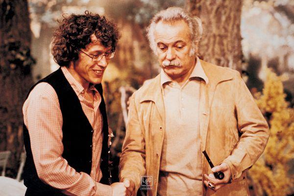 Joël Favreau sera la seconde guitare de Brassens dans la décennie 70, jusqu'au décès du Maître en octobre 1981