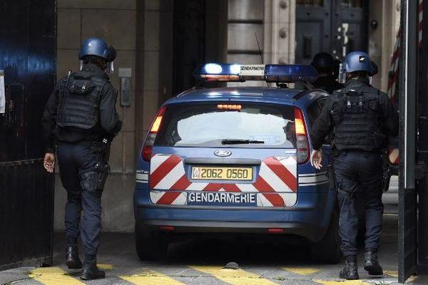 Les investigations des gendarmes de la SR de Caen, de Deauville et de la police scientifique caennaise, ont permis de découvrir l'ADN d'un caïd d'Avignon.