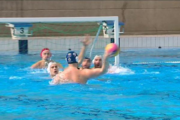 Waterpolo: Montpellier - Marseille 6-6