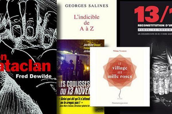 13 novembre : des livres, des BD, des émissions de télévision pour commémorer