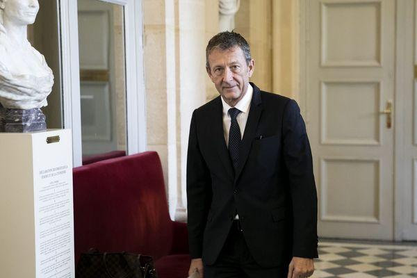 Jean-Luc Lagleize. Député Modem de la Haute-Garonne