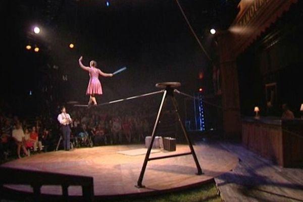 Le festival du Sirque - pôle national des arts du cirque l'été dernier