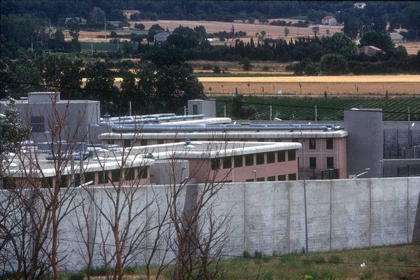 La prison de Luynes où se sont déroulés les faits