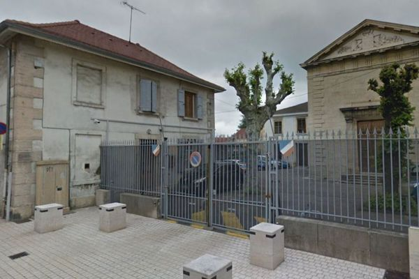 Le palais de justice de Bourgoin-Jallieu où le gendarme avait été jugé en comparution immédiate le 28 février 2019.