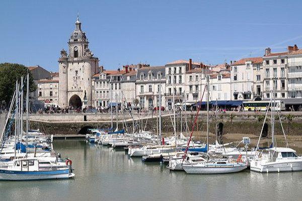 Le port de La Rochelle, en Charente-Maritime.