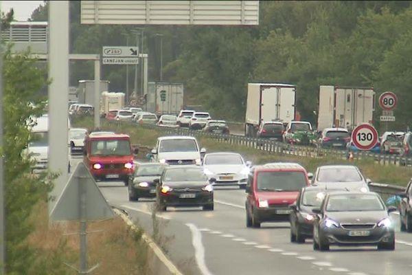 Confinement oblige, les traditionnels embouteillages inhérents aux vacances devraient ne pas avoir lieu cette année.