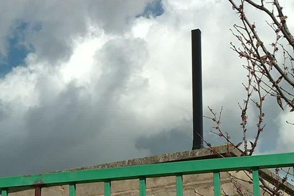 La nouvelle antenne relais de l'opérateur Orange aura une hauteur de 23 mètres et sera située dans le quartier de la Tour Magne.
