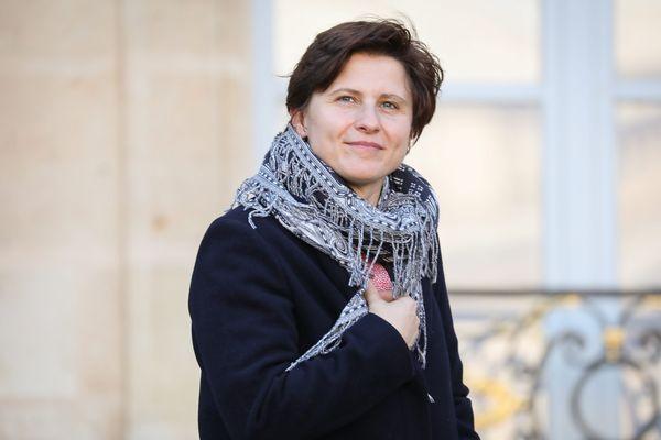 Roxana Maracineanu la ministre des Sports est une habituée du massif du Jura, elle y vient en vacances régulièrement.