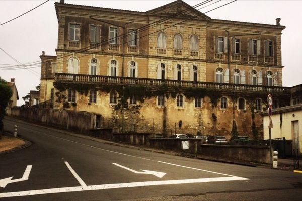 L'hôtel de Polignac, à Condom, dans le Gers.