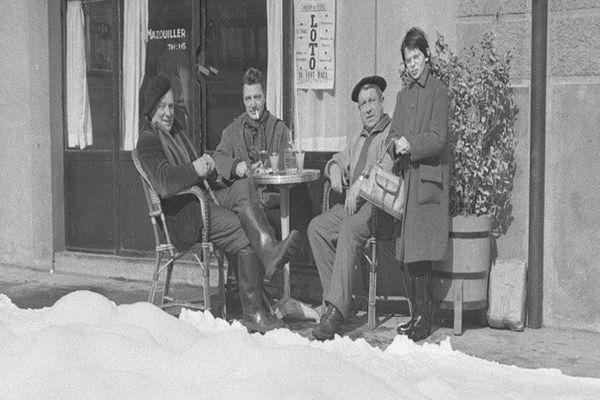 Février 1956 à Privas