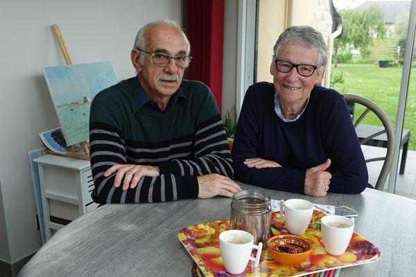 Après des semaines en suspens, Pierre et Liliane Chauvin ont repris le cours de leur vie à Plouha