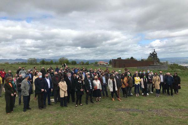 La gauche du Puy-de-Dôme est rassemblée pour l'emporter aux élections départementales.