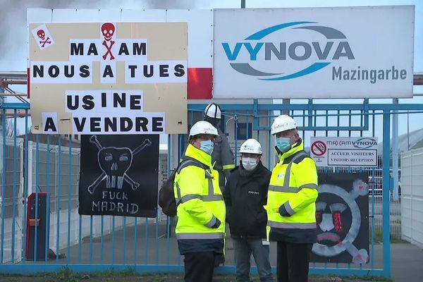 Le plan de sauvegarde de l'emploi de l'usine Maxam de Mazingarbe a été validé. 72 salariés vont perdre leur emploi.