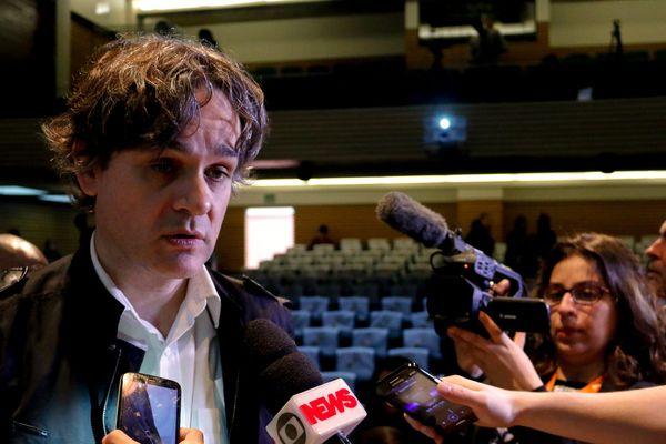 Riss, le directeur de Charlie Hebdo, sera présent pour l'ouverture du Forum mondial de la démocratie à Strasbourg.