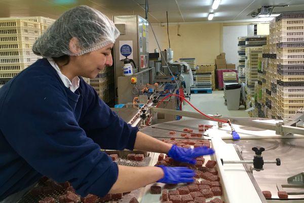 Le marché britannique représente un quart des exportations de l'entreprise Cruzilles à Clermont-Ferrand.