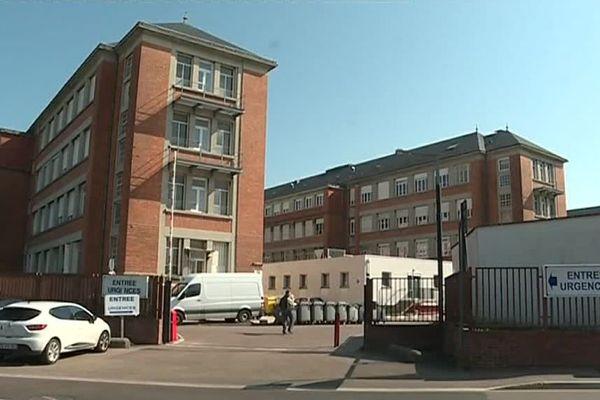 A l'hôpital de Troyes dans l'Aube, ce jeudi, les personnels se mobiliseront également pour l'avenir de l'hôpital public.