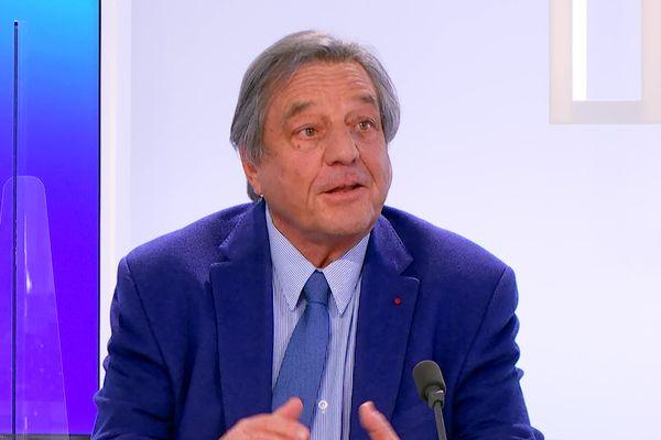 François Turcas, président de la Confédération des Petites et Moyennes Entreprises de la région Auvergne-Rhône-Alpes, invité d'Ensemble c'est mieux ! le 4 février 2020 à 10h40