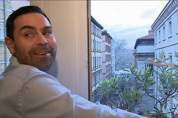 Un logement loué via internet, ici dans le Vieux Lyon
