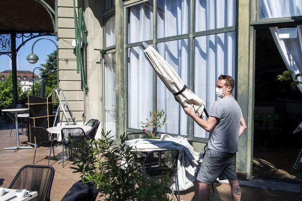 L'hôtellerie-restauration emploie une grande partie des saisonniers.
