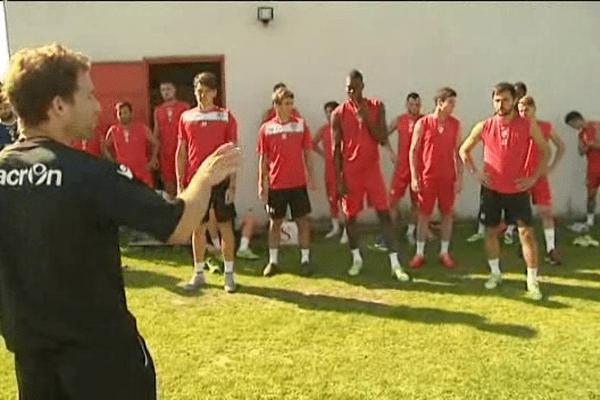 Un nouveau staff technique, un nouveau souffle pour le club.