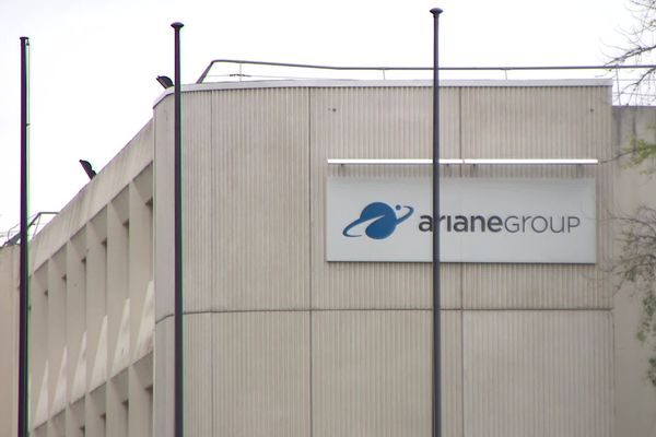 L'usine ArianeGroup à Vernon (Eure).