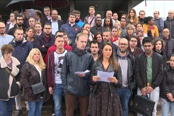 """Suite à des violences, une cinquantaine d'enseignants du lycée de la Tourelle (Val-d'Oise) a fait part de leur """"inquiétude"""" dans une déclaration commune."""