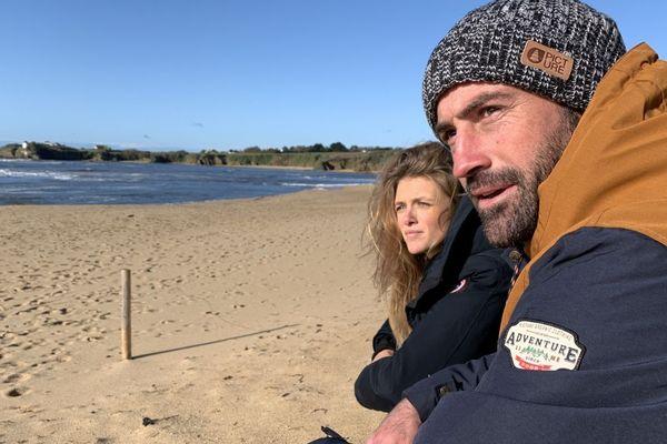 Le shaper Robin Goffinet est le héros du film Tan, primé par Littoral lors du Brest surf film festival