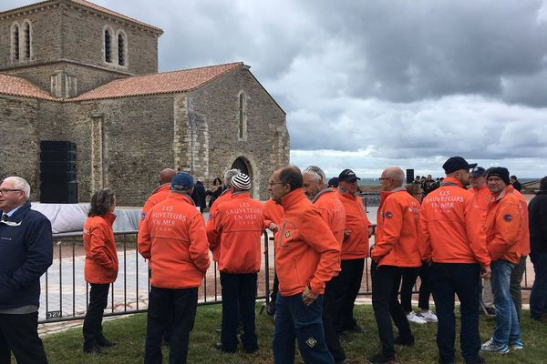 700 bénévoles de la SNSM aux Sables d'Olonne, le 13 juin 2019