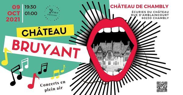 Festival Château Bruyant