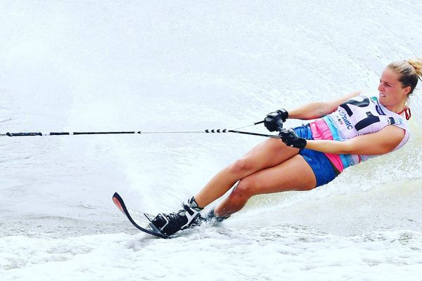 Ski nautique femmes