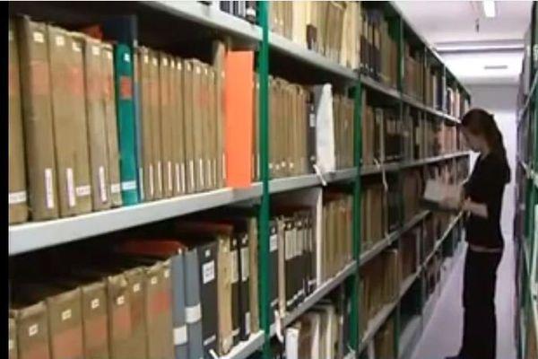 Les archives départementales de l'Oise