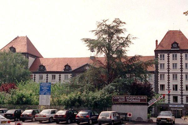 L'hôpital de Riom (Puy-de-Dôme) en grève illimitée à partir du lundi 17 juin.