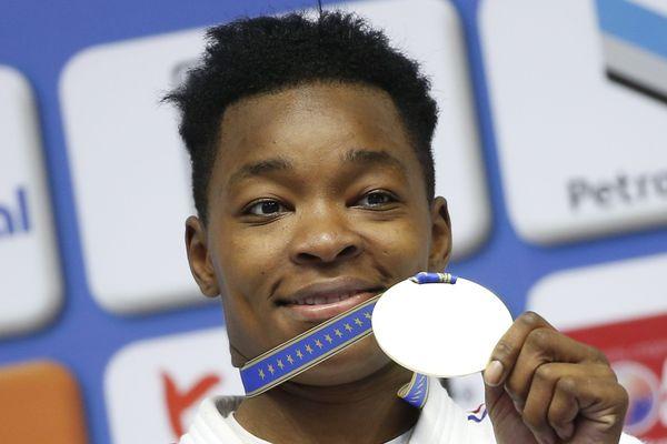 Audrey Tcheuméo fait partie des quatres licenciées de l'US Orléans sélectionnées pour le Paris Grand Slam 2019.