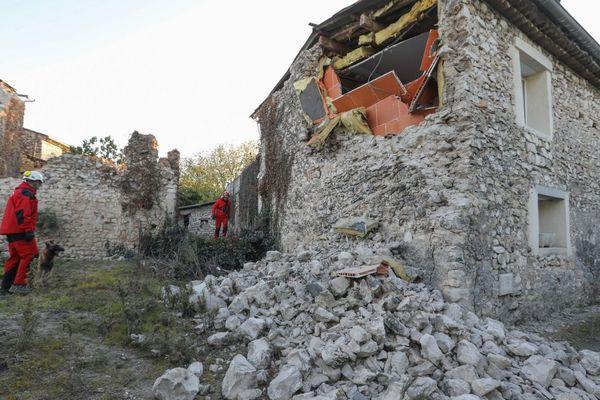 Le séisme du Teil (07), le 11 novembre 2019