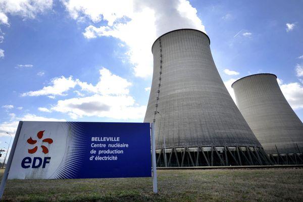 La centrale nucléaire de Belleville, mauvaise élève de la région concernant la sûreté nucléaire.