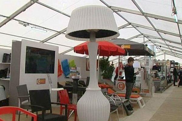 La Grande-Motte (Hérault) - le salon international des plages - 2014