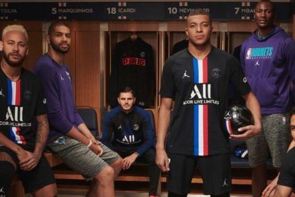 Le PSG va inaugurer son nouveau maillot à Montpellier face à Montpellier - 2020