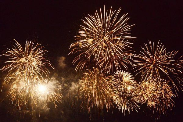 Vous pouvez assister à une vingtaine de feux sur la Côte d'Azur autour du 15 août.